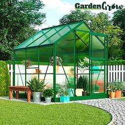 Greenhouse 6.2 X 6.2 X 6.6ft