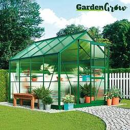 Greenhouse 6.2 X 8.3 X 6.6ft