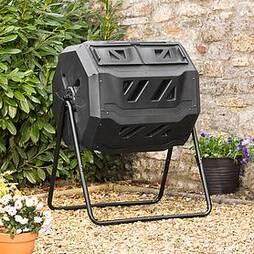 Garden Grow 160L Rotating composter