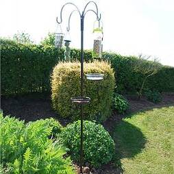 Kingfisher Deluxe Bird Feeding Station with Feeders
