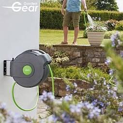 Garden Gear 20m Automatic Rewind Hose