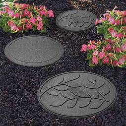 Reversible Eco-Friendly Stepping Stone Leaves - Single Unit