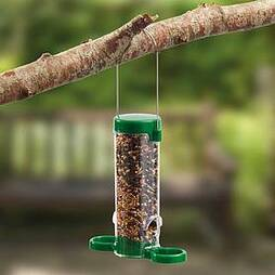 Get Set Go 2 Port Seed Feeder