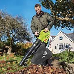 Garden Gear 3500W 3-in-1 Blower, Vacuum and Shredder