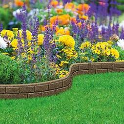 Ultra-Curve EZ Border Edging - Small Brick