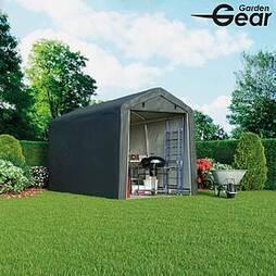 Garden Gear Heavy-Duty Portable Shed 8x12 Foot