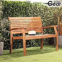 Garden Gear Acacia Caru Garden Bench