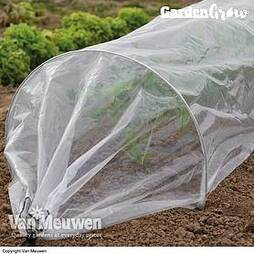 Garden Grow Greenhouse tunnel (PVC) 3x45x45cm