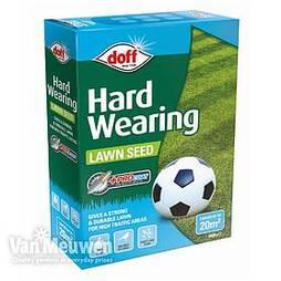 Doff Hardwearing Lawn Seed