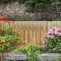 Bamboo Slat Fence 100 X 400CM