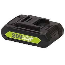20v Spare Battery