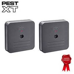 Pest XT Battery Operated Indoor Repeller - Twin Pack