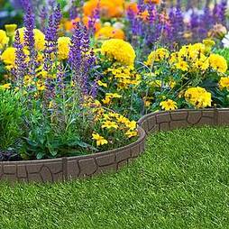 Eco-friendly Ez Border Garden Border Edging