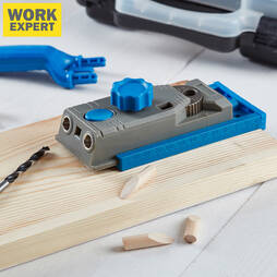 ACCESSORIES FOR WOOD DRILLING SET