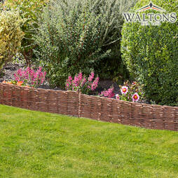 WILLOW BORDER Length 100 X Height 35cm x 2pack