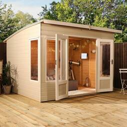 10X8 Helios Summer House