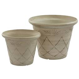Lotus Flower Planter (Pack of 2)