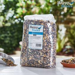 Ground & Table Premium Seed Mix (25.5kg)