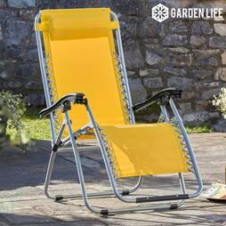 Zero Gravity Chair  Sunburst Twin Pack